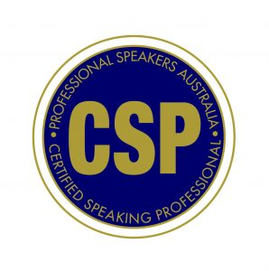 certified speaking professional julie cross