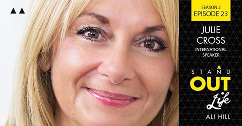 Julie Cross